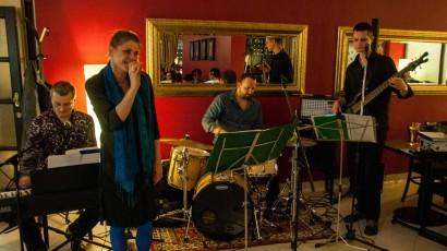 Hotel SLOVAN*** Novinky - Cafe Band