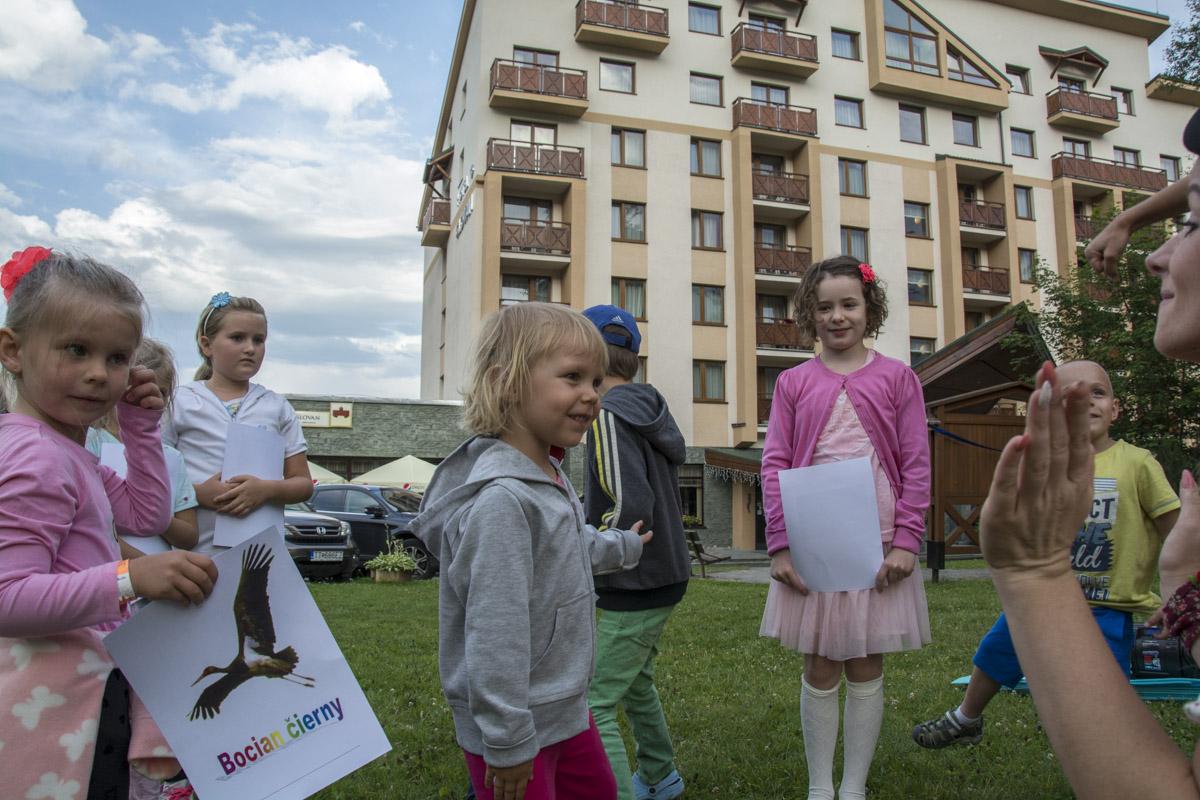 Wellness Hotel SLOVAN***, Tatranská Lomnica, detské animácie