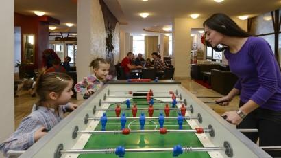 Hotel SLOVAN*** Pre rodiny a deti - Stolný futbal