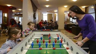 Hotel SLOVAN*** Zábava - Stolný futbal