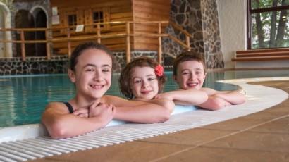 Hotel SLOVAN*** Pre rodiny a deti - Relax centrum
