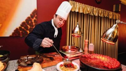 Hotel SLOVAN Tatranská Lomnica : Gastronómia