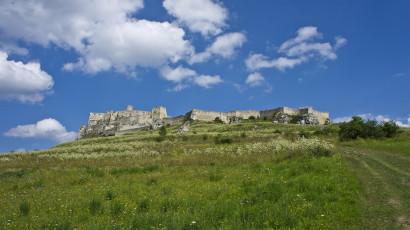 Spišský hrad - poskytuje množstvo inšpirácií a krásnych pohľadov