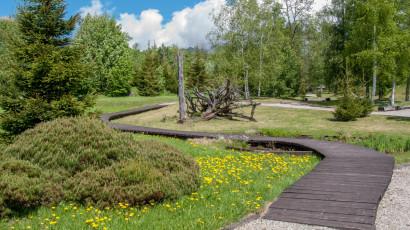 Expozícia tatranskej prírody | Hotel SLOVAN***