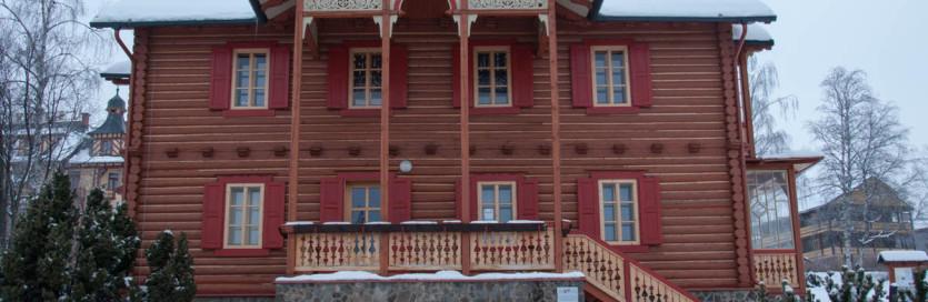 VILA ALICA, Starý Smokovec | Hotel SLOVAN Tatranská Lomnica