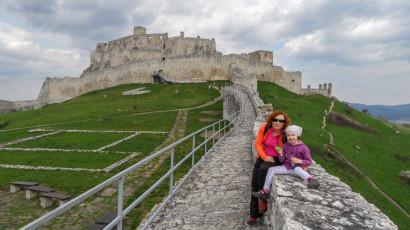 Spišský hrad - ideálne miesto na rodinný výlet