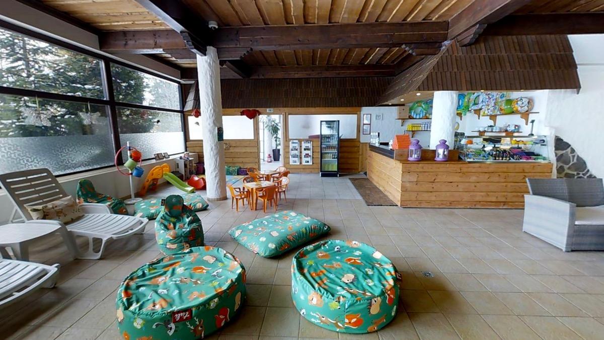 Detský kútik | Relax Centrum | Hotel SLOVAN Tatry